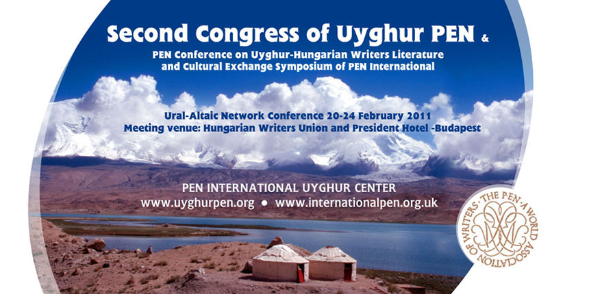 Second Congress of Uyghur PEN