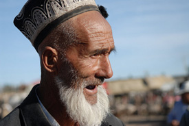 Uyghur people
